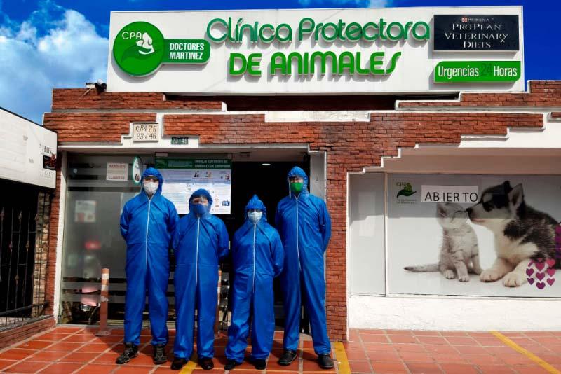 sede-modelia-clinica-protectora-de-animales